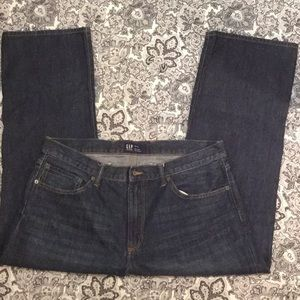 """Men's Gap jeans W38"""" L30"""" relaxed fit"""